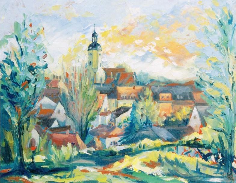Radeburger Ansichten 2007