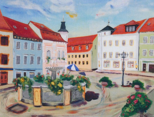 Radeburger Ansichten 2008