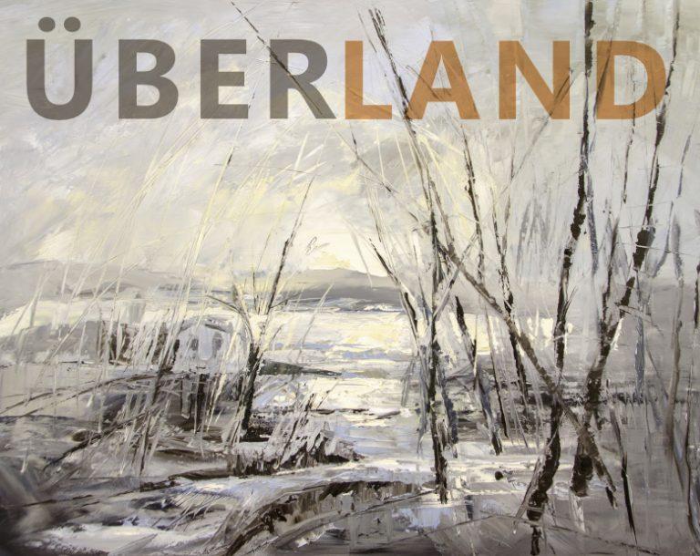 """""""Überland"""" Ausstellung im Leibniz-Institut für Polymerforschung Dresden"""