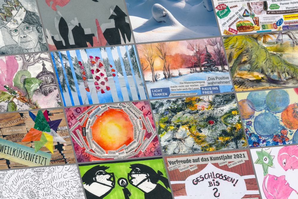 Read more about the article Mail Art Projekt – Presse