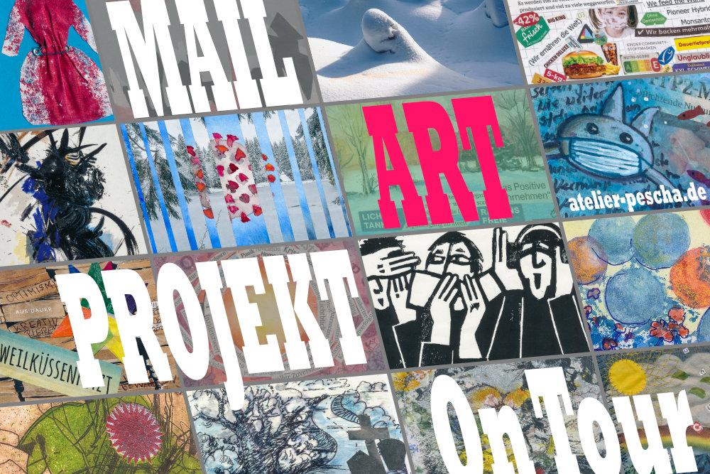Mail Art Projekt Ausstellung