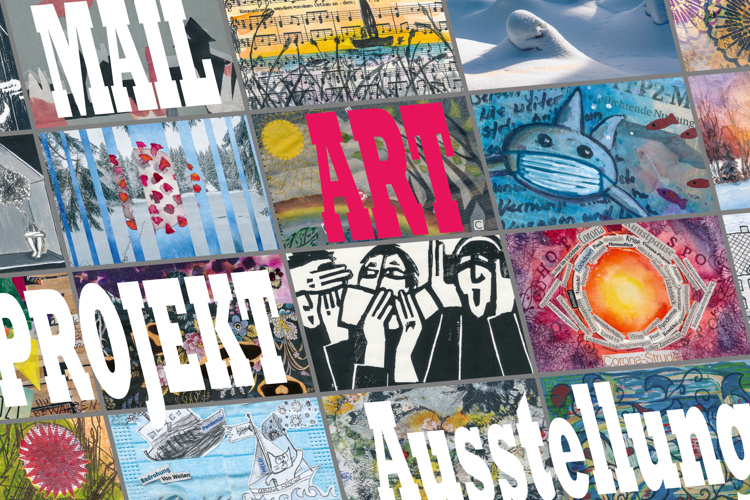 Read more about the article Mail Art Projekt Ausstellung