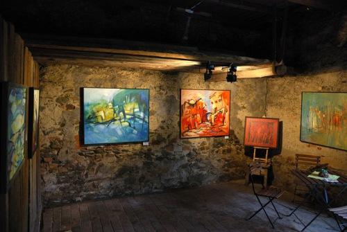Die Kunstscheune