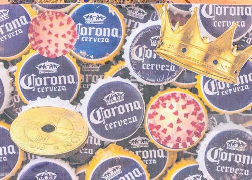 4 mal Corona - Ulli Fiedler
