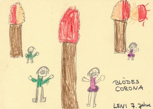 Leni (7 Jahre)