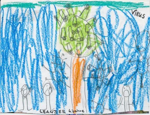 VIRUS - Leander (6 Jahre)