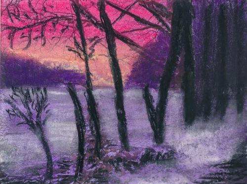 Winter der Welt (Corona) - Martina Kruschel
